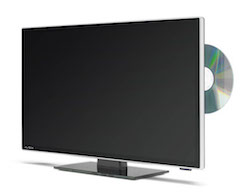 Avtex HD LED TV /DVD television model L188DR