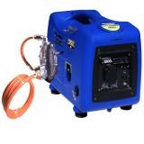 The Hyundai HY1000Si_LPG dual fuel LPG / petrol pure sine inverter generator.