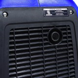 HY2000SI-LPG exhaust.
