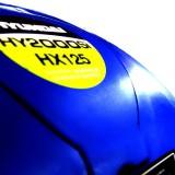 HY2000Si-LPG petrol filler cover.