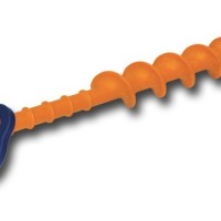 Two XL large screw pegs